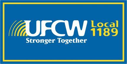 UFCW 1189 logo